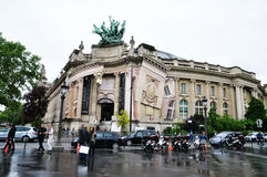 Historic building in Paris Stock Photography