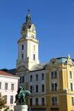 Historic building in Pecs Stock Image