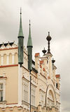 Historic building in Rzeszow. Poland Stock Image