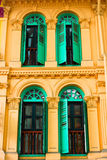 Historic building in Singapore Royalty Free Stock Photos