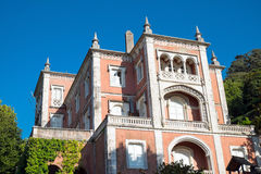 Historic building in Sintra Royalty Free Stock Photos