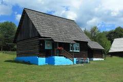 Historic building in Stara Lubovna Royalty Free Stock Photo