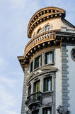 Historic building in Udine, Italy Stock Photos