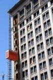 Historic Building Undergoes Renovation Royalty Free Stock Photo