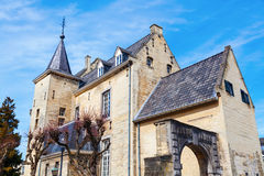Historic building in Valkenburg, The Netherlands Royalty Free Stock Photo