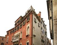 Historic building  in Venice. Veneto. Italy Stock Photo
