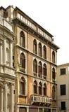 Historic building in Venice. Veneto. Italy Royalty Free Stock Photos