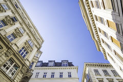 Historic building in Vienna Royalty Free Stock Photos