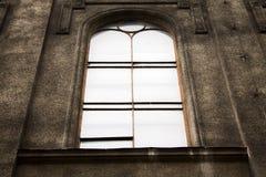 Historic building windows Royalty Free Stock Photo