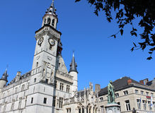 Historic Buildings, Aalst,  Royalty Free Stock Image