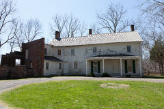 Historic Buildings of Allaire Village Royalty Free Stock Images