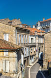 Historic buildings in Angouleme, France Stock Photos