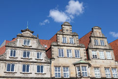 Historic buildings in Bremen, Germany Royalty Free Stock Photography