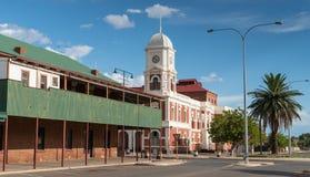 Kalgoorlie, Western Australia. Historic buildings of the city of Kalgoorlie, Western Australia Royalty Free Stock Photography