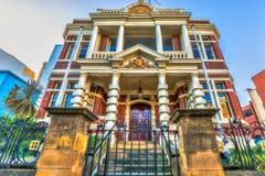 Historic Buildings Hobart royalty free stock photo