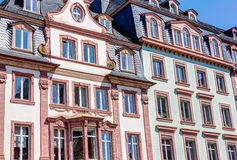 Historic buildings in Mainz Royalty Free Stock Image