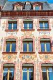 Historic buildings in Mainz Stock Photos