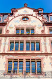 Historic buildings in Mainz Royalty Free Stock Images