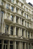 Historic buildings in New York City's Soho District Stock Images