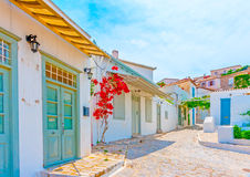 Historic buildings Royalty Free Stock Photo