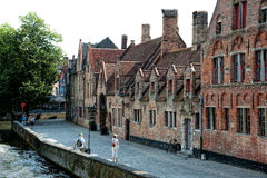 Historic buildings Royalty Free Stock Photography