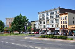 Watertown, New York State, USA Stock Photography