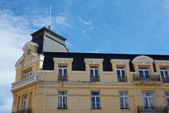 Historic Buildings of Punta Arenas Royalty Free Stock Photography