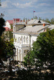 Historic buildings in Sevastopol Royalty Free Stock Photos