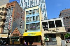 Boston Historic Buildings, Massachusetts, USA Stock Image