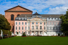 Historic buildings in Trier Royalty Free Stock Photo