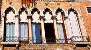Venice Venezia  Italy. Historic buildings Venice Venezia Italy royalty free stock photography