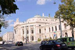 Historic buildings in Vienna Royalty Free Stock Photography