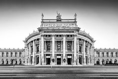 Free Historic Burgtheater (Imperial Court Theatre) In Vienna, Austria Stock Images - 43215524