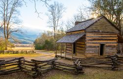 Historic Cabin Stock Images