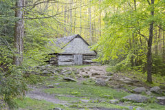 Historic cabin Stock Photography