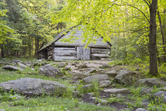 Historic cabin Royalty Free Stock Photography