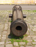 Historic cannon Stock Images