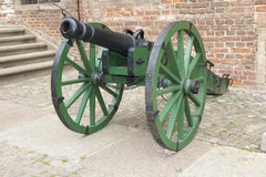 Historic Cannon Royalty Free Stock Image