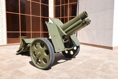 Historic cannon Royalty Free Stock Photography