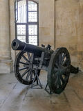 Historic cannon of Les Invalides Royalty Free Stock Photography