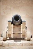 Historic cannon Oman Royalty Free Stock Photos