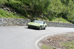 Historic car Royalty Free Stock Photo