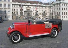 Historic car stock photos