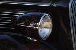 Historic car detail Stock Photos