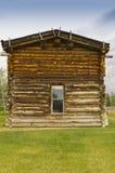 Historic Carmacks roadhouse Stock Image