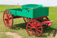 Historic carriage Royalty Free Stock Photo