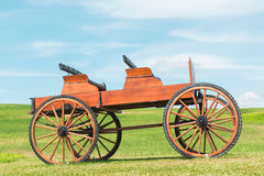 Historic carriage Royalty Free Stock Photos