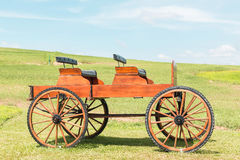 Historic carriage Royalty Free Stock Image