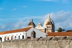 Historic Cartagena, Colombia Royalty Free Stock Photo