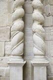 Historic columns Stock Photography